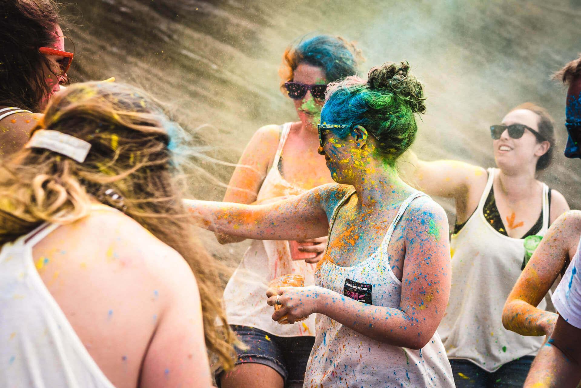 activite evjf poudre holi couleur herault photographe studio graou
