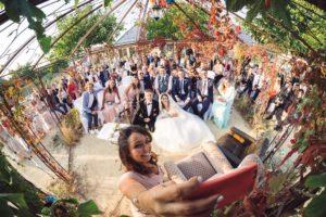 rituel selfie mariage mas dieu montarnaud studio graou photographe