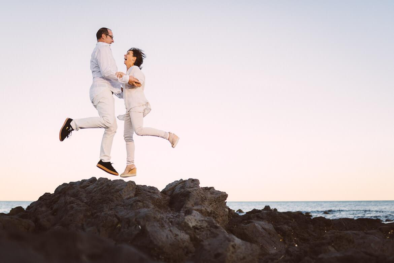 Offrir une séance photo couple - Cap d'Agde - Studio Graou photographe la Tour-sur-Orb