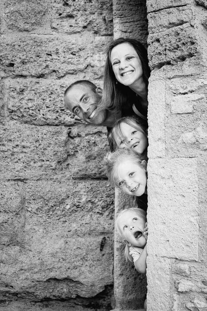 photo famille magalas studio graou