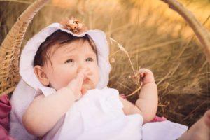 photo bebe fille lac du salagou studio graou herault