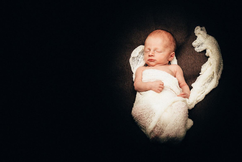Photographe bébé à Mèze Studio Graou