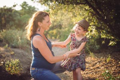 photographe enfant mère fille vailhan studio graou
