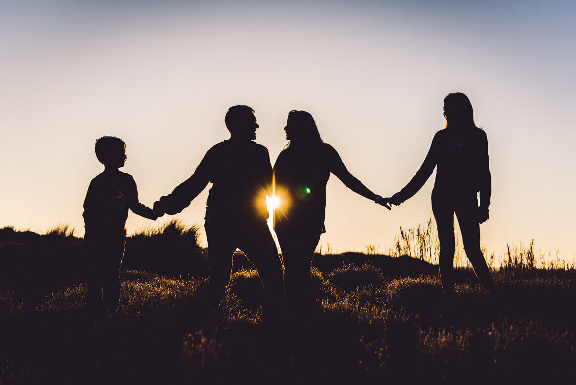coucher soleil photographe famille aumes herault studio graou