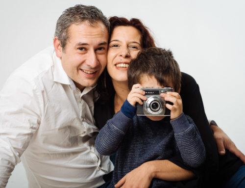 Photo de Famille Offerte en Cadeau de Noël