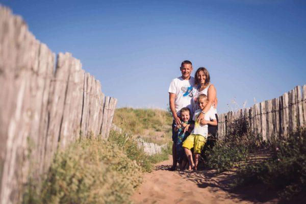 photographe famille plahe herault valras vendre studio graou