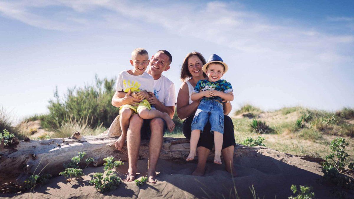 photographe famille plage valras studio graou