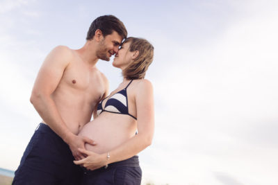 Photographe grossesse dans l'Hérault - Studio Graou