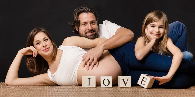 Photographe de grossesse a Magalas par Studio Graou