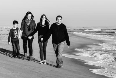 shooting famille plage serignan studio graou