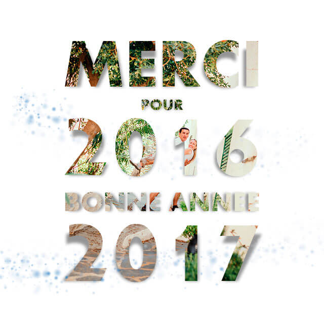 bonne année 2017 merci pour 2016 studio graou photographe hérault montpellier gard aude