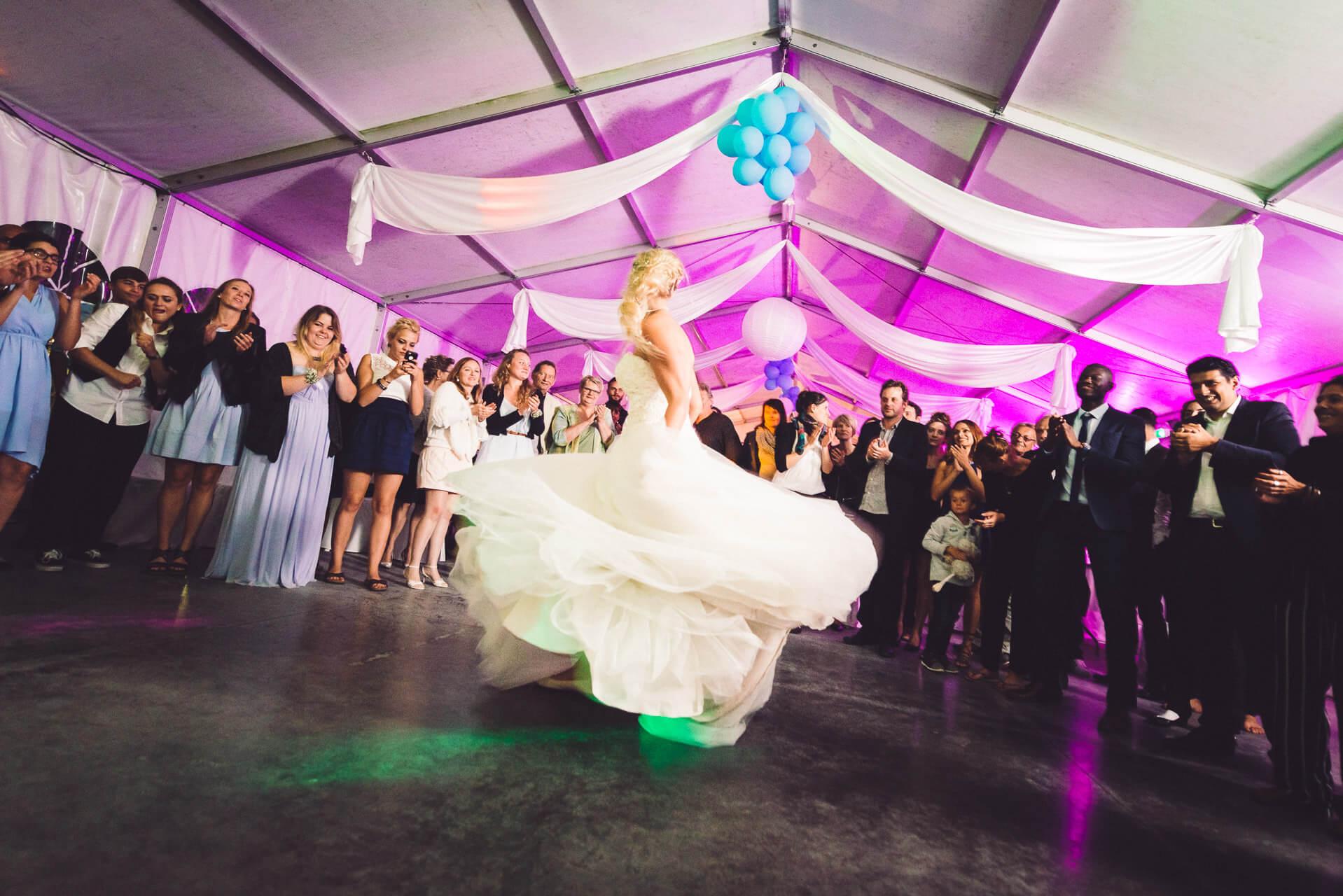 danse soirée mariage studio graou