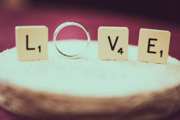 Mariage LOVE par Studio Graou