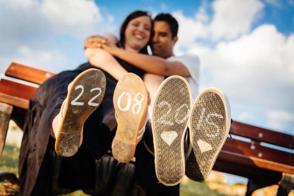 Save-the-Date - Photographe de mariage à Montpellier - Studio Graou
