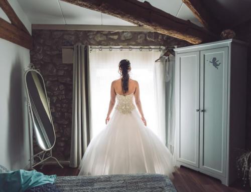 Préparatifs des Mariés