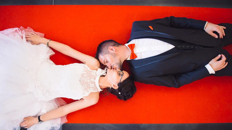 Photographe de mariage à Magalas - Mas de Laux - Studio Graou
