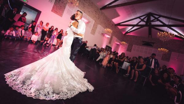 photographe mariage soirée mas de laux magalas studio graou