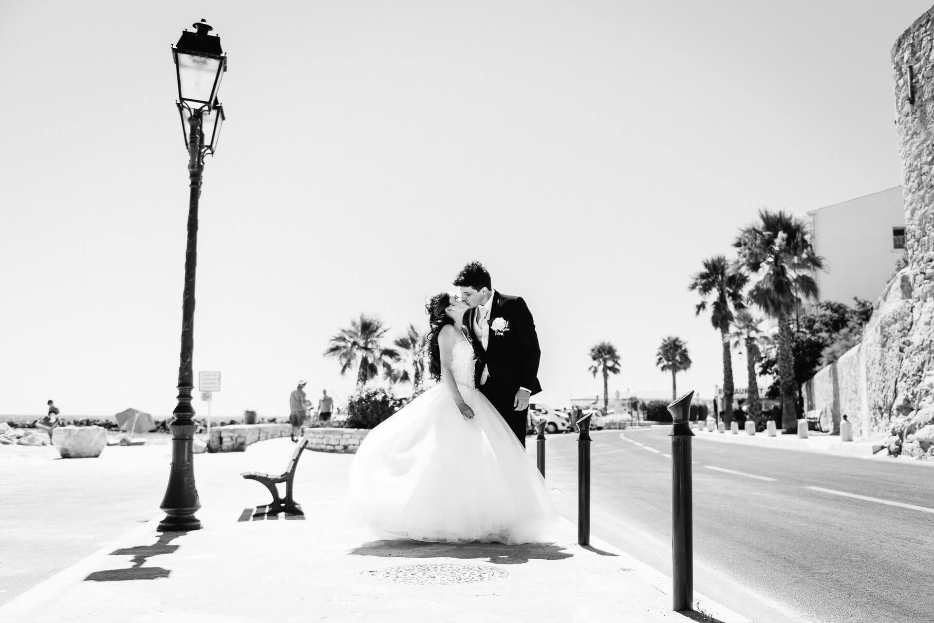 shooting trash the dress photographe mariage herault studio graou