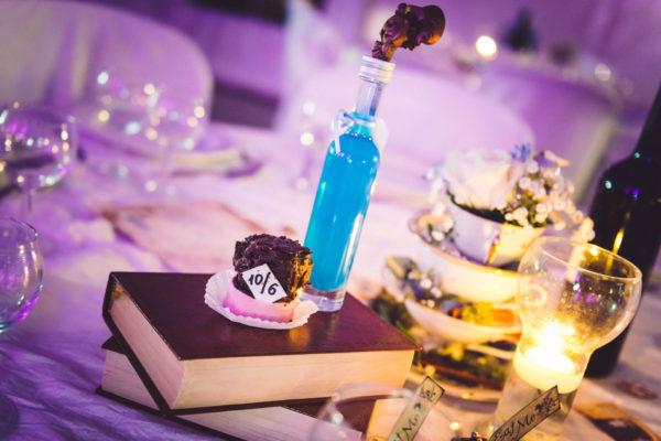 theme table mariage alice au pays des merveilles studio graou