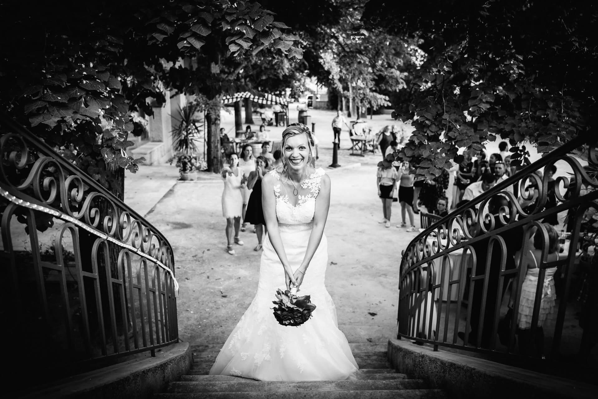 photographe mariage montblanc beziers domaine argentiere