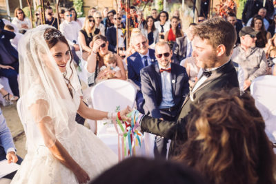 rituek ruban mariage laique herault montarnaud mas dieu