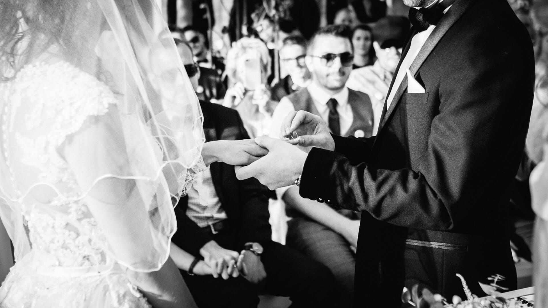 rituel mariage echange alliance