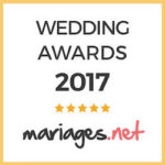 badge fr mariages.net wedding awards 2017 studio graou