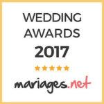 badge fr mariages.net wedding awards 2017 studio graou