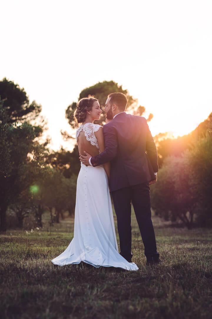 photographe mariage montagnac domaine grangette