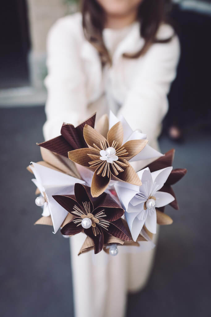 photographe bouquet mariage roujean