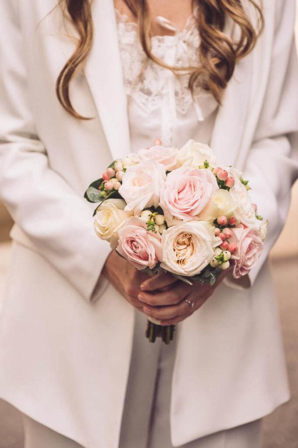 photographe bouquet mariage occitanie