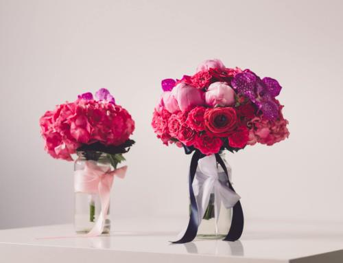 18 inspirations de bouquet de mariée tendance 2018