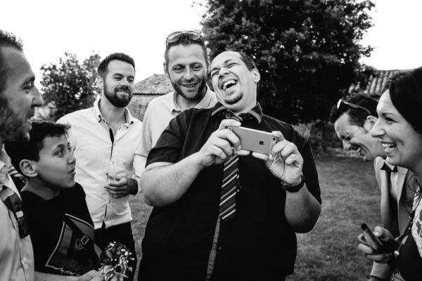 photographe mariage vin honneur beziers
