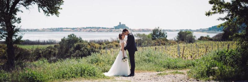 photographe mariage villeveyrac
