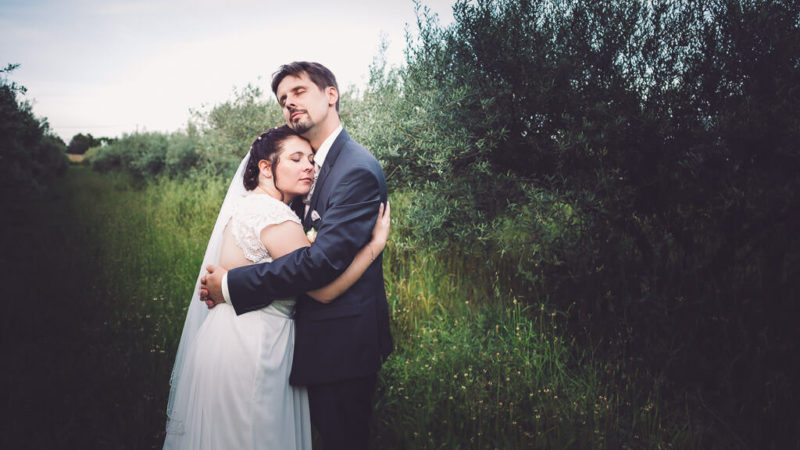 photographe mariage domaine bessilles