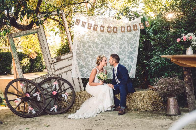 photographe mariage domaine de l'argentiere