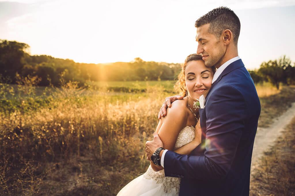 photographe mariage domaine de l'ale