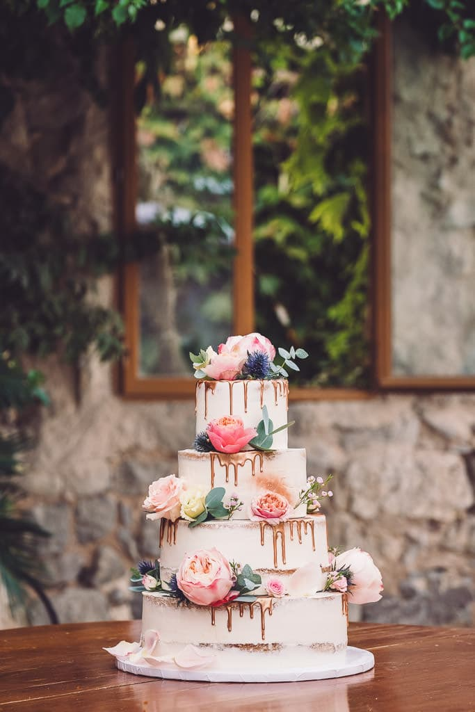 wedding cake herault studio graou
