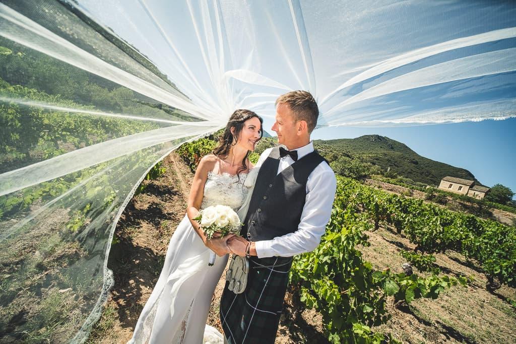 photographe mariage danois roquebrun herault