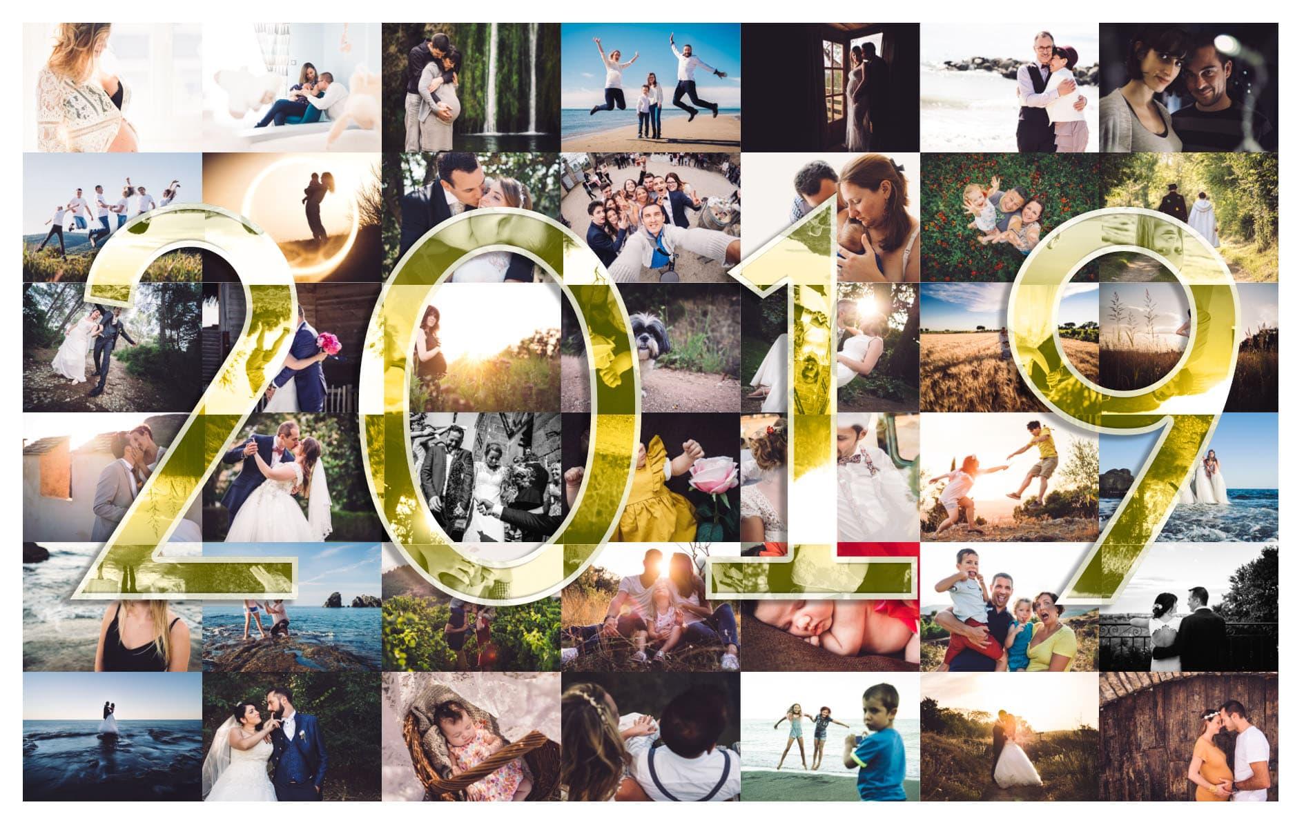 happy new year 2019 studio graou photographe herault