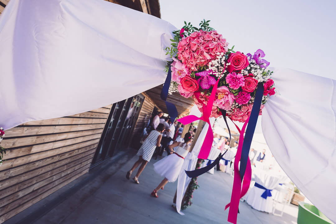 décoration de mariage domaine de la dragoniere studio graou