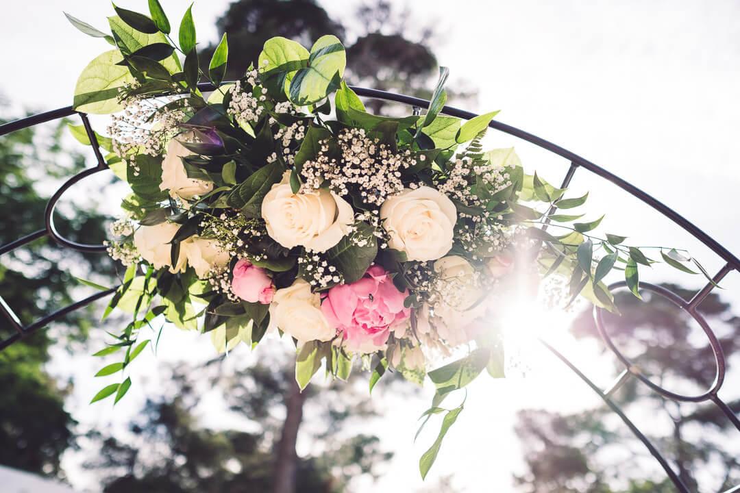 décoration de mariage domaine de la viere studio graou