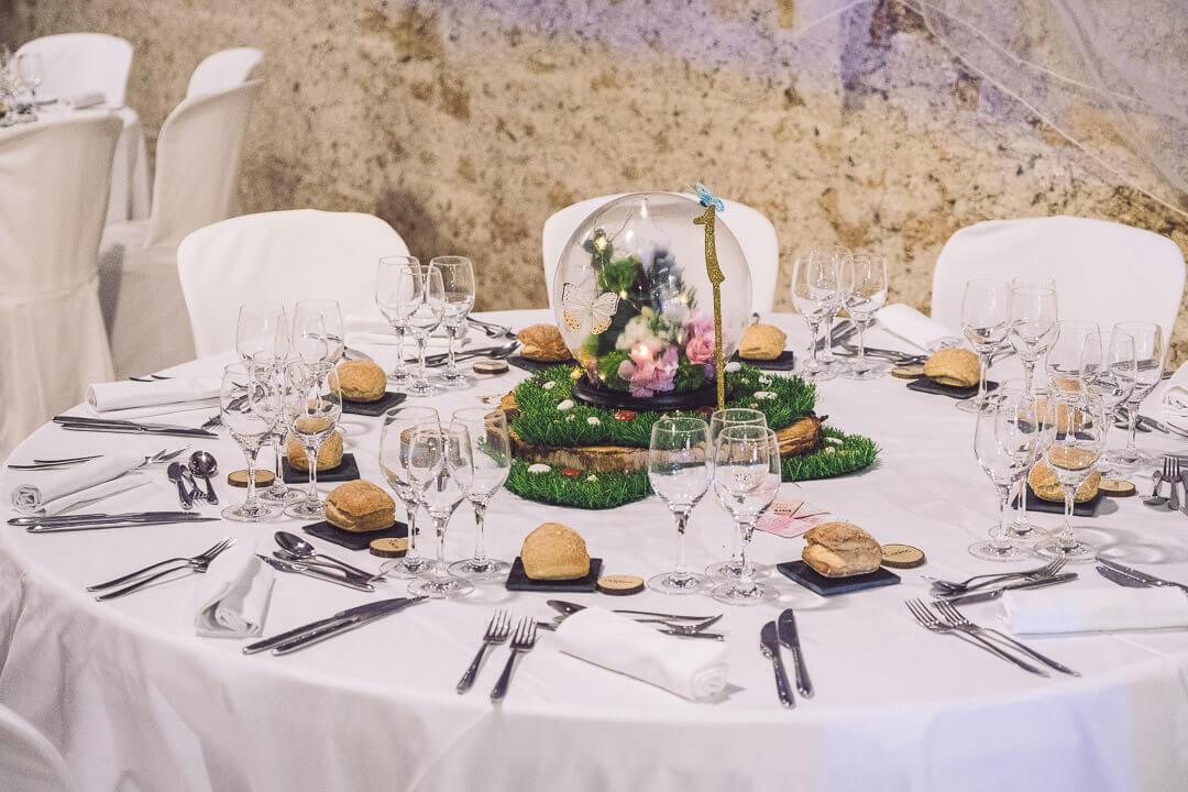 décoration de mariage domaine de l'ale studio graou