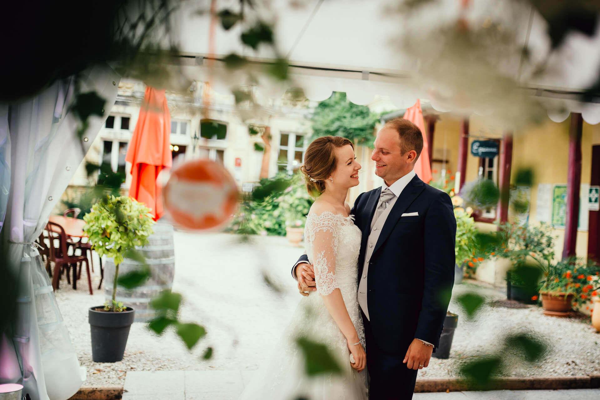 photographe mariage gers montesquiou chateau le haget