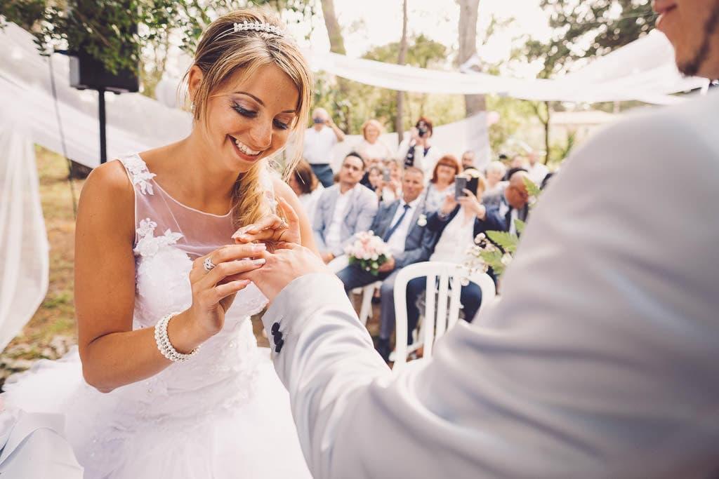 photographe mariage laique occitanie domaine grangette
