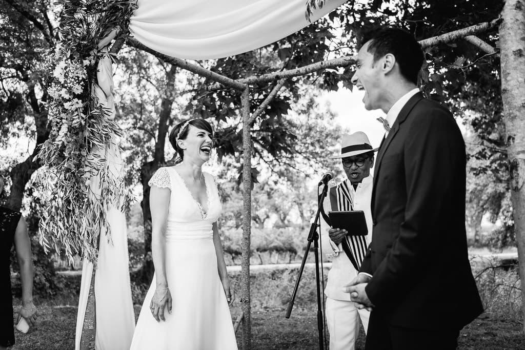 photographe mariage laique nissan les enserune