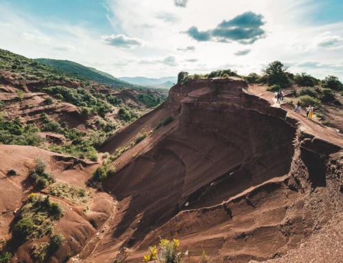 Sortie Photo à la découverte des Cascades du Salagou