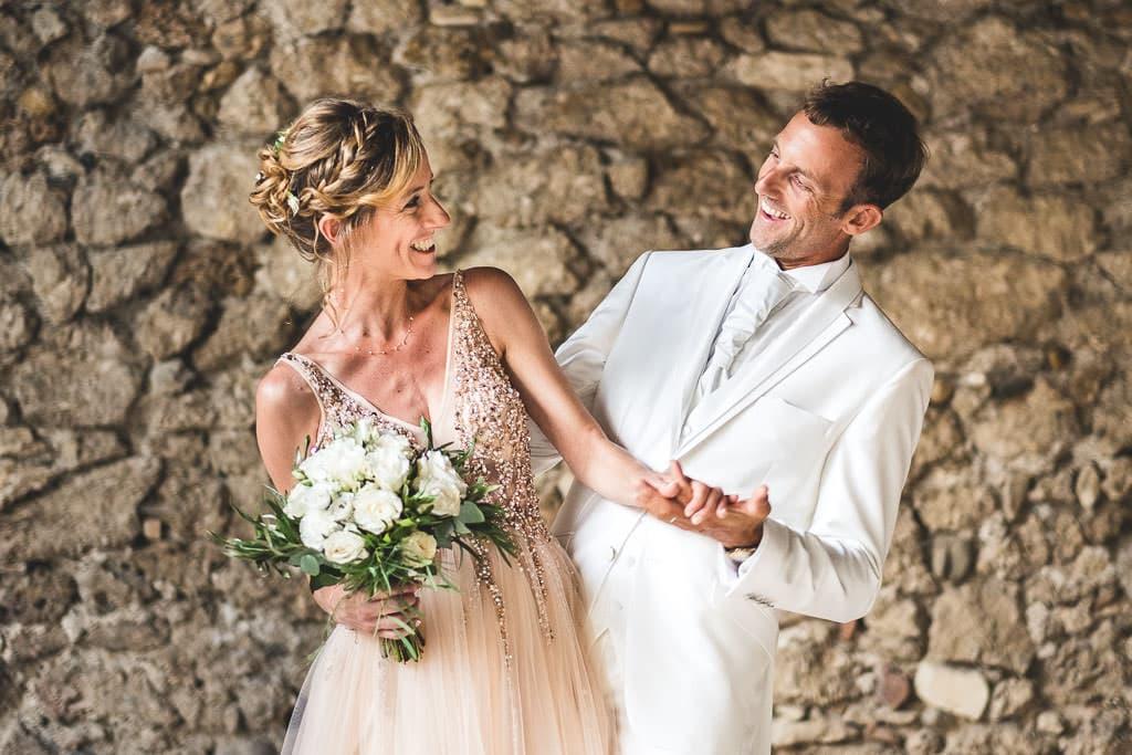 photographe mariage Saint-André-de-Sangonis domaine saint pierre de granoupiac