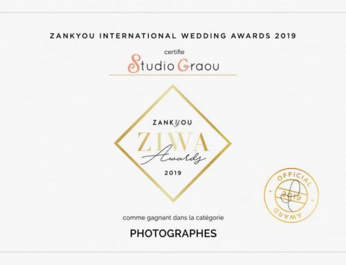 Studio Graou lauréat du meilleur photographe de mariage en Occitanie