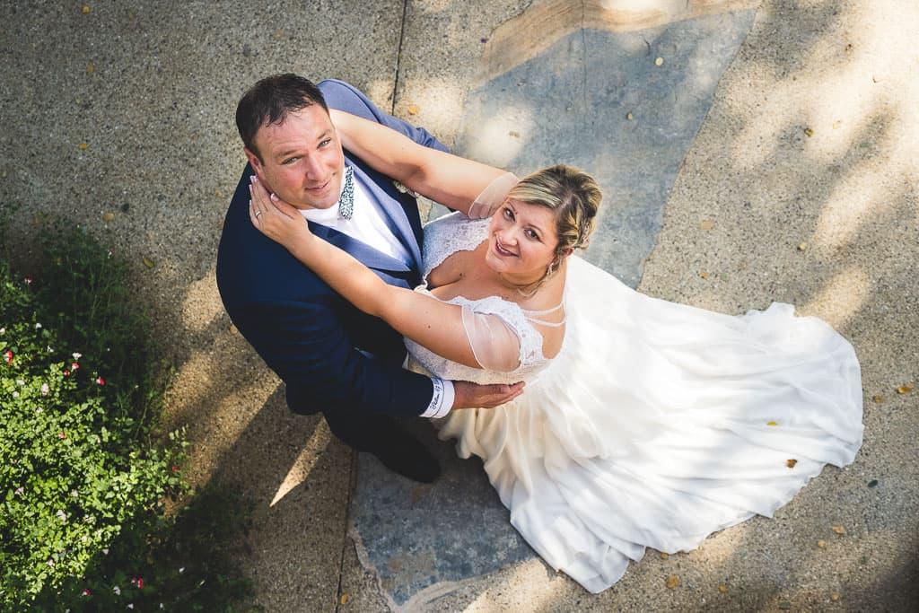 couple de marié a servian